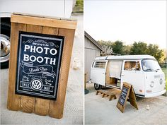 The Booth Bus is Northern California's most charming vintage VW photo booth…