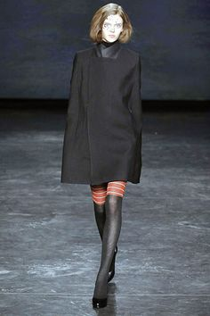 A.F. Vandevorst Fall 2008 Ready-to-Wear Collection Photos - Vogue