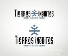 TIERRAS INÉDITAS Agencia mayorista de viajes de aventura  - www.versal.net • Diseño Gráfico • Identidad Visual Corporativa • Publicidad • Diseño Páginas Web • Ilustración • Graphic Design • Corporate Identity • Advertising • Web Pages • Illustration • Logo