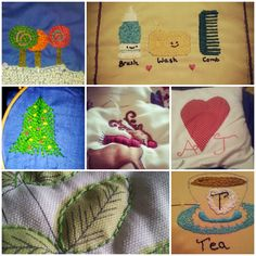 A Homemade Giveaway. Giveaway, Competition, Homemade, Embroidery, Blog, Needlepoint, Home Made, Blogging, Hand Made