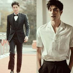 Is someone watching 'My secret romance'? Sung Hoon looks fabulous... OMO...WO...