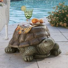 Tortoise Stool from Through the Country Door®