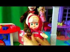 Барби Стиральная машинка Большая покупка серия 5 Приключения Барби на ру...