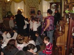 1st Grade History Day 2009