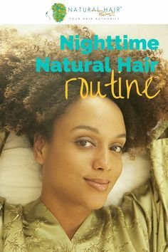 Suffering from bad breakage and matting? Your nighttime routine could be the cause. Natural Hair Tips, Natural Hair Inspiration, Natural Hair Styles, Going Natural, Night Hairstyles, Night Time Routine, Natural Haircare, Hair Hacks, Hair Care