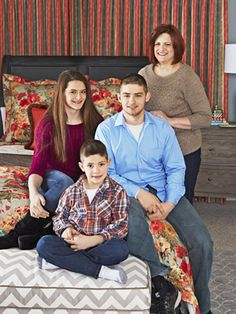 Life Happens - A Mother's Day Bedroom Makeover on HGTV featuring @HGTV HOME Furniture