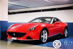 Ferrari California T 01/01 Vettel Edition  Consulta esta foto de Instagram de @autonoble • 48 Me gusta