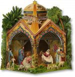 Free Downloads of paper Nativity scenes and more