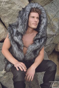 Furrocious Furr makes fierce and fabulous faux fur clothing for all your festival needs. Be warm and sexy in Furrocious Furr!   Email address: