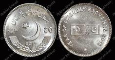 To mark Pakistan - China Year of Friendly Exchange 2015, the  Government of Pakistan has decided to issue a Rs 20 Commemorative Coin  with ...