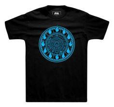 Saint Seiya Zodiac Fire Clock Tshirts Black 3xl Shirts For Man