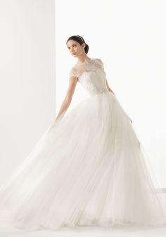 Rosa Clara 2014 Bridal Collection | bellethemagazine.com