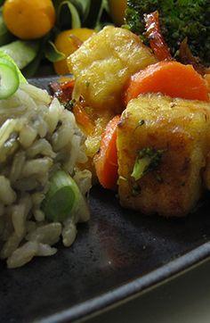 Gluten-Free Vegan Orange Tofu, Kung Hei Fat Choy ---- Recipes ...