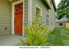House Exterior On Pinterest Colonial Yellow Houses And