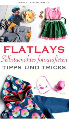 Photographing flatlay - tips and tricks for home-made things - purple like love, Flat Lay Photography, Clothing Photography, Photography Tips, Diy Crafts To Do, Embroidered Clothes, Free Pattern, Sewing Projects, Sewing Patterns, Homemade