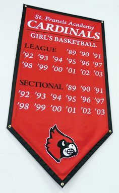 School Gym Banners How To Choose The Right Championship Banner Material For Your