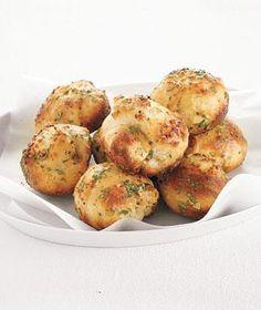 Garlic Butter Rolls recipe