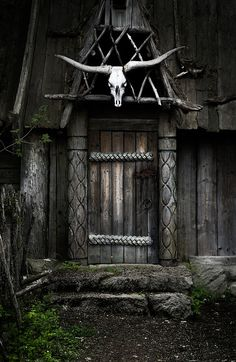 Viking's Home by Arr Hart on Flickr