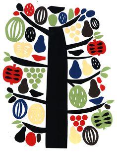Illustration by Leena Kisonen       A Finnish graphic designer/illustrator…