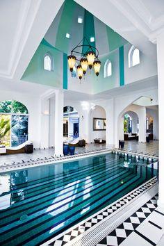 Piscine - piscine design - piscine luxe