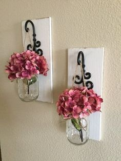 Hey, I found this really awesome Etsy listing at https://www.etsy.com/listing/493883263/mason-jar-sconces-home-decor-wall-decor