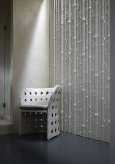 BAMBOO Stunning 3D Wall Surfaces Inspired by Contemporary Art Trends