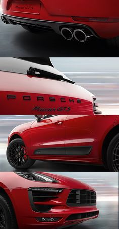 The Macan GTS is more muscular, sharper, lower and always ready for action. Learn more: http://www.porsche.com/macan-gts  *Combined fuel consumption in accordance with EU 6: 9.0 l/100km, CO2 emission 212 g/km