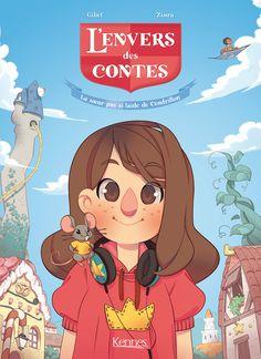 L'Envers des Contes (comic book) on Behance