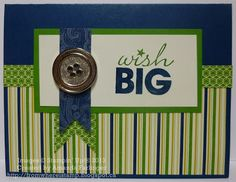 Masculine Birthday Cards Made With Cricut ~ Masculine birthday card using anna griffin products antique car
