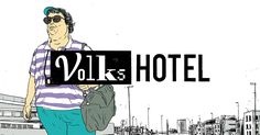 Volkshotel is a place for single moms. For Stockbrokers and punk rockers. For dandies and poets. Dishwashers and Underwater Welders. For biologists, night bloomers and artists. A place for everyone. Volkshotel creates meetings and the meetings create Volkshotel. This is a hotel of the people. This is Volkshotel.
