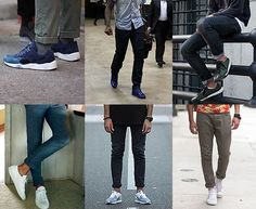50 Ways To Wear Your Sneakers