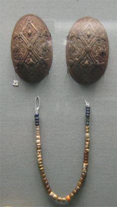 Glass Beads, Viking Age, Hiberno-Norse, 900-1100 A.D., Dublin, Ireland