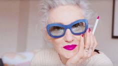 How To: Apply Bold Lipstick, With Linda Rodin