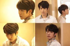 The cold side of Sungyeol TBH: I dont really like it when he's like dat..I like it when he's the Choding!!