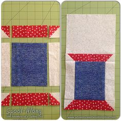 Spool-Along with Adventures of a Quilting Diva