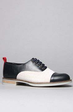 Swear The Chaplin 1 Shoe in Navy Red Multi : Karmaloop.com - Global Concrete Culture