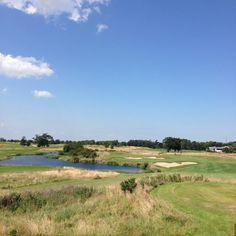 The Smurfit Course from the 17th tee