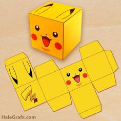 FREE Pokemon Party Printables Are you looking to have an Pokémon themed birthday with Pikachu and Ash? Download these FREE Pokémon party printables from HALEGRAFX and choose from two easy to use formats to create your FREE Pokemon Party Printables. Link on the images below to go directly to downloads. FREE Printable Pokémon Pikachu Treat Box … Read more...