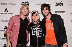 Alex, Pete and Jack