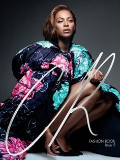 Beyonce shows an entirely new side of herself for CR Fashion Book shoot.