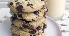 Vegan & Νόστιμο: Μαλακά Μπισκότα με Κομματάκια Σοκολάτας (Chip Cookies)