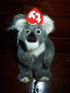 Brisbane Australia Bear TY Attic Treasures Collection Koala Bear