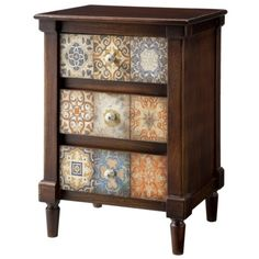 Awesome Small Accent Storage Table With Drawers. Target