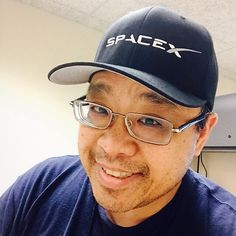 New SpaceX baseball cap! Thanks Elon Musk.