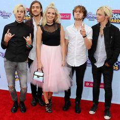 R5 attend 2015 Radio Disney Music Awards