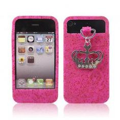 Sweet Imperial Crown iPhone 4/4S Cases