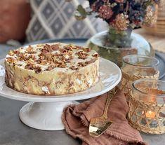 Hjemmelaget iskake med Smash - Franciskas Vakre Verden Food Inspiration, Tiramisu, Food And Drink, Sweets, Ethnic Recipes, Cakes, Gummi Candy, Cake Makers, Candy