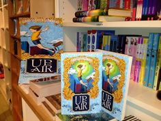 Up in the Air by Ann Marie Meyers Giveaways, Jay, Product Launch