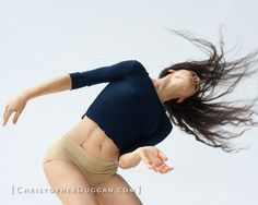 """Gorgeous photo as part of """"Dance in Natural Light"""" - Candice Schnurr taken by Christopher Duggan"""