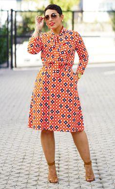 My DIY Dress + Pattern Review